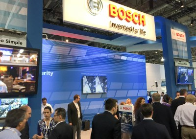 ISC West 2015 | Bosch booth