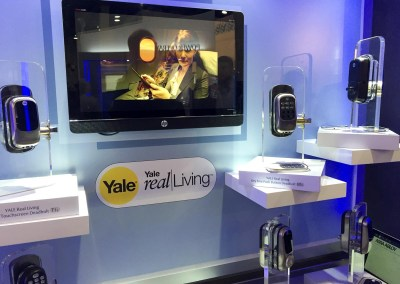 ISC West 2015 | ASSA ABLOY, Yale Real Living Smart Locks