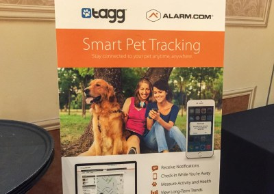 ISC West 2015 | Alarm.com Smart Pet Tracking system