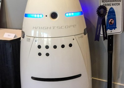 ISC West 2015 | Robot Neighborhood Watch