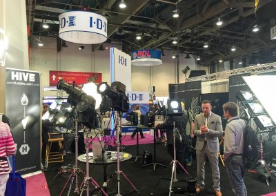 2015 NAB Show #NABshow | Hive plasma lighting