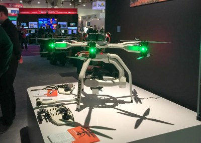 2015 NAB Show #NABshow | camera drone