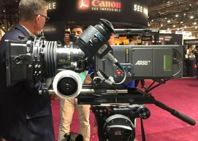 2015 NAB Show #NABshow | ARRI digital cinema camera