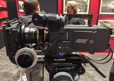 2015 NAB Show #NABshow | Leica lens for ARRI camera