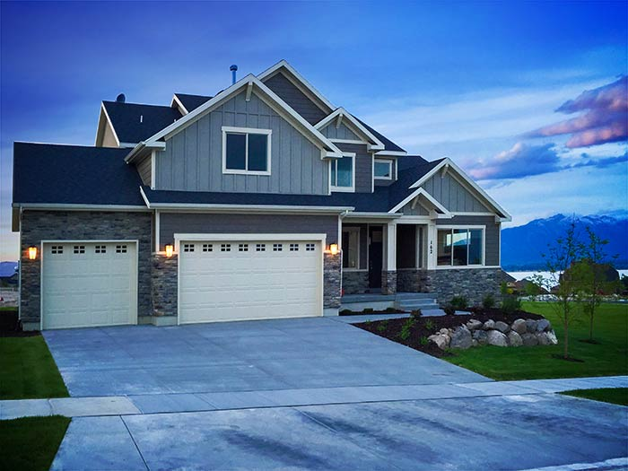 Sun Valley Candlelight Homes by Candlelight Homes  Saratoga Springs Utah