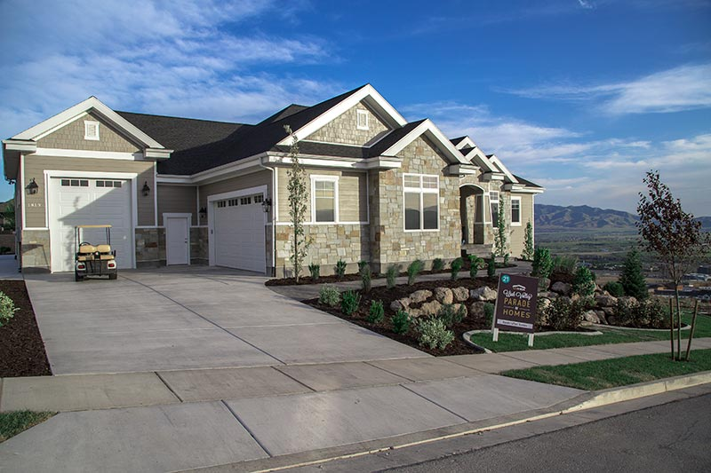 2015 Utah Valley Parade of Homes, Handcrafted Homes