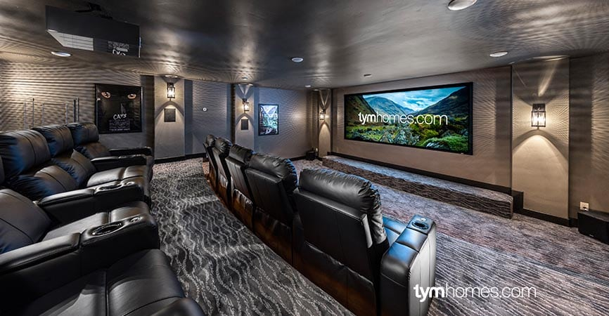 Three Common Questions About Home Theaters