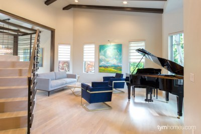 Boise home remodel   Home audio with TruAudio speakers, Lutron lighting control, and Savant automation   Boise, Idaho