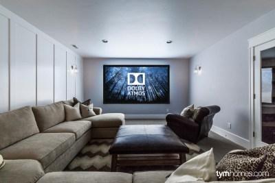 Dolby Atmos Home Theater, Salt Lake City, Utah