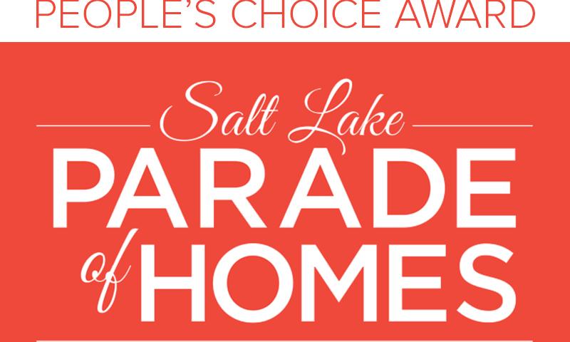 People's Choice Award, Salt Lake Parade of Homes
