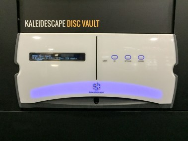 Kaleidescape, CEDIA 2015 | TYM, Salt Lake City, Utah