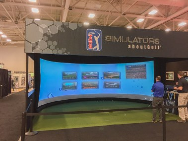 aboutGolf, CEDIA 2015