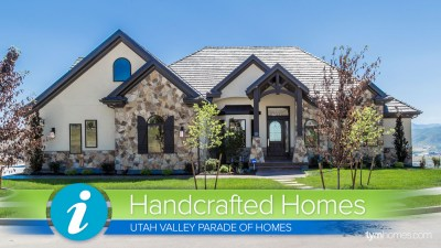 """The Entertainer"" by Handcrafted Homes, 2015 Utah Valley Parade of Homes"