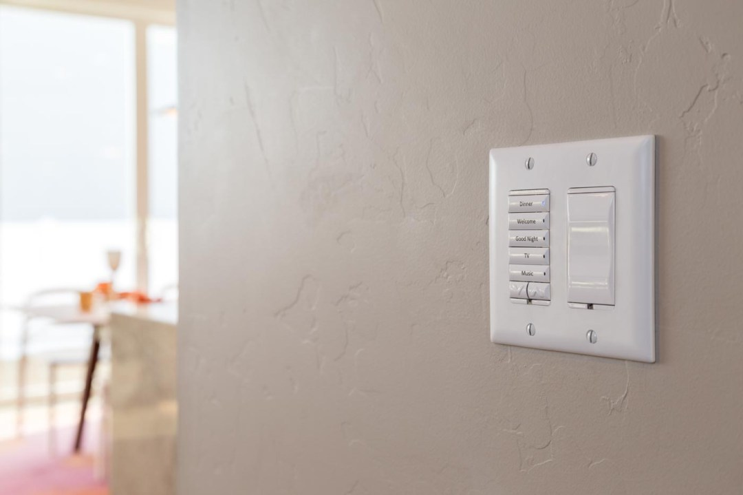 Control4 Smart Light Switches