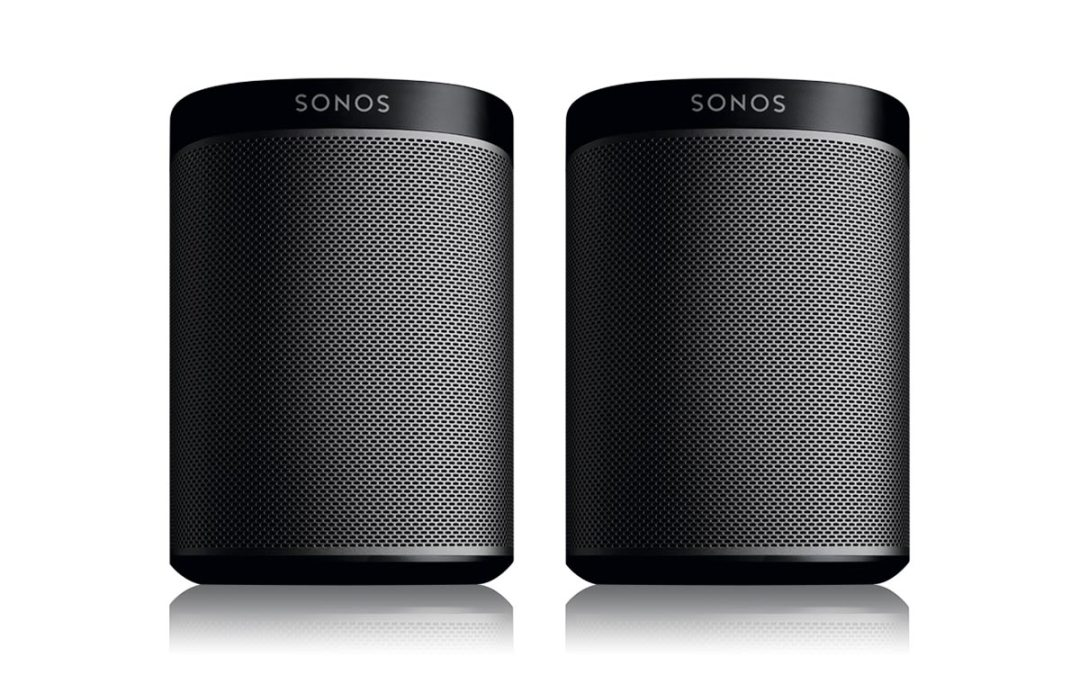 Sonos 2 Room Starter Set Sale Whole Home Audio Salt Lake City