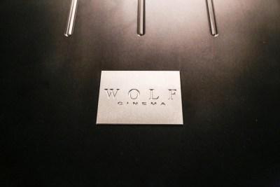 Wolf Cinema Venetian Suite CES 2016