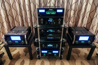 McIntosh Labs Venetian Suite CES 2016