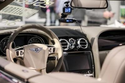 Bentley CONTINENTAL GT CONVERTIBLE CES 2016