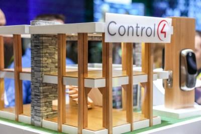 Livio connected car Control4 concept app CES 2016