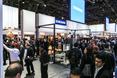 Samsung connected home CES 2016