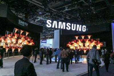 Samsung CES 2016