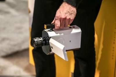 Kodak Super 8 Film Camera CES 2016