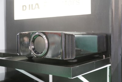 JVC Home Theater Projector CES 2016