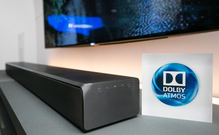 Samsung HW-K950 Dolby Atmos Soundbar, Salt Lake City, Ut
