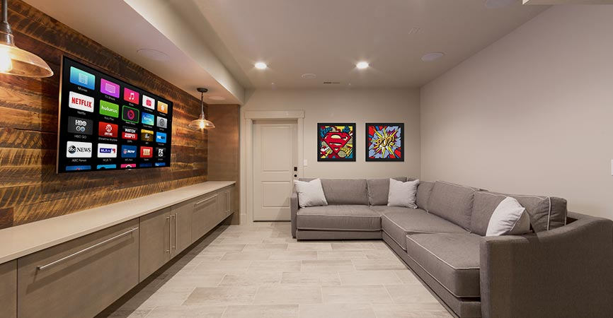 What is Entertainment Control? - TYM Home Theaters & Smart Homes