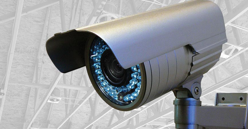 How To Prewire Surveillance Cameras