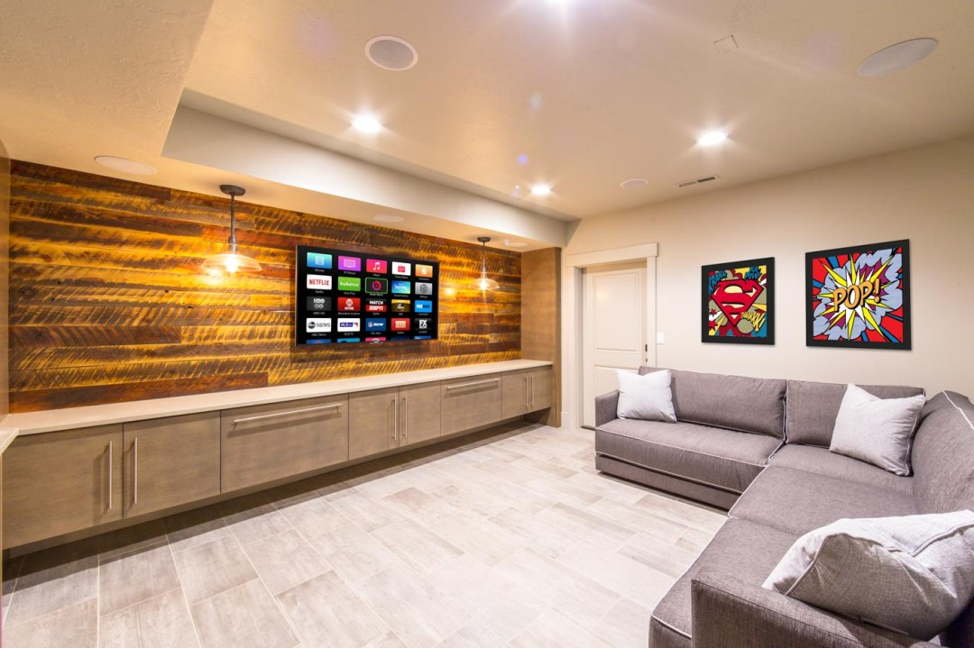 Savant home automation, Utah