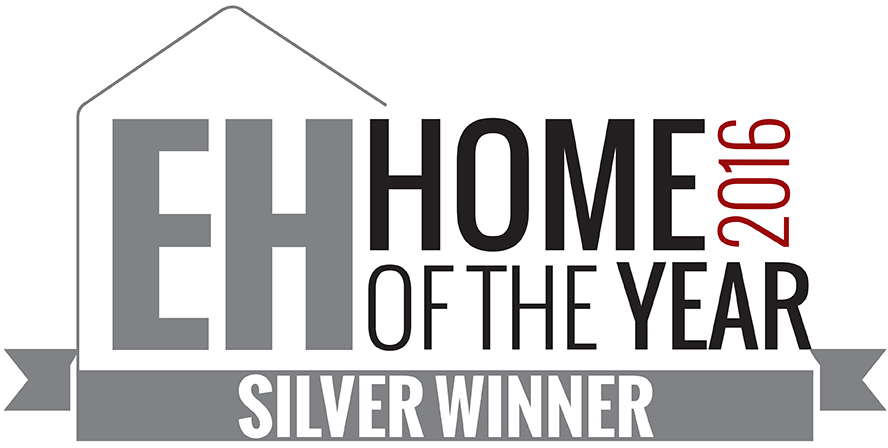 best outdoor space silver winner 2016 home of the year awards