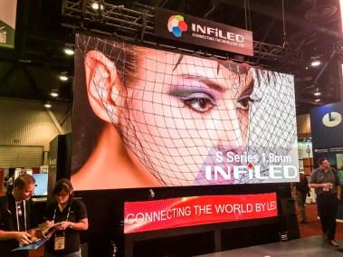 InfoComm 2016, Las Vegas, Nevada