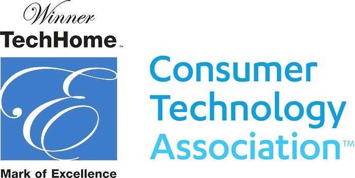 TechHome Mark of Excellence, Consumer Technology Association, CES 2017
