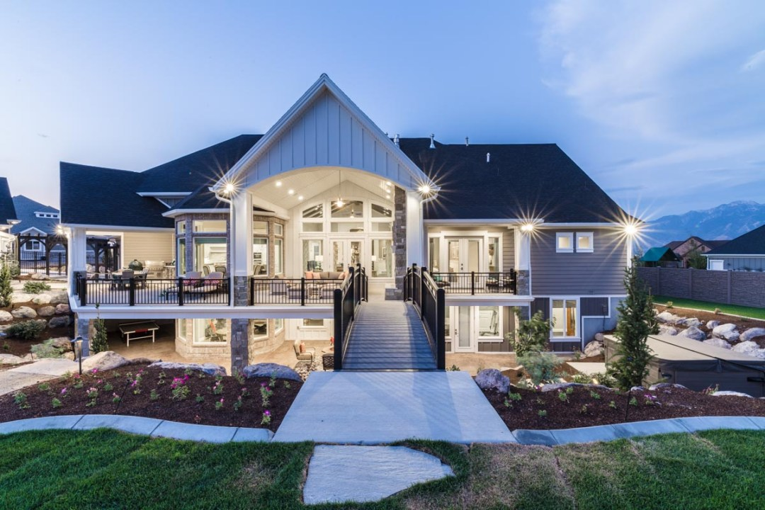 2016 Salt Lake Parade Of Homes, Tree Haven Homes