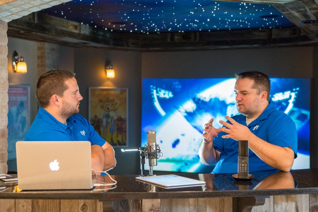 PODCAST: Matt and Greg Live from The StarLight Theatre