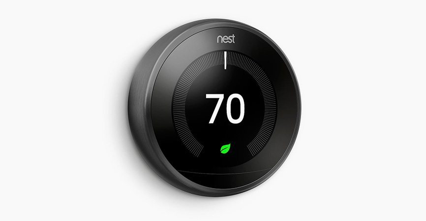 Nest Thermostat Gets 3 New Colors