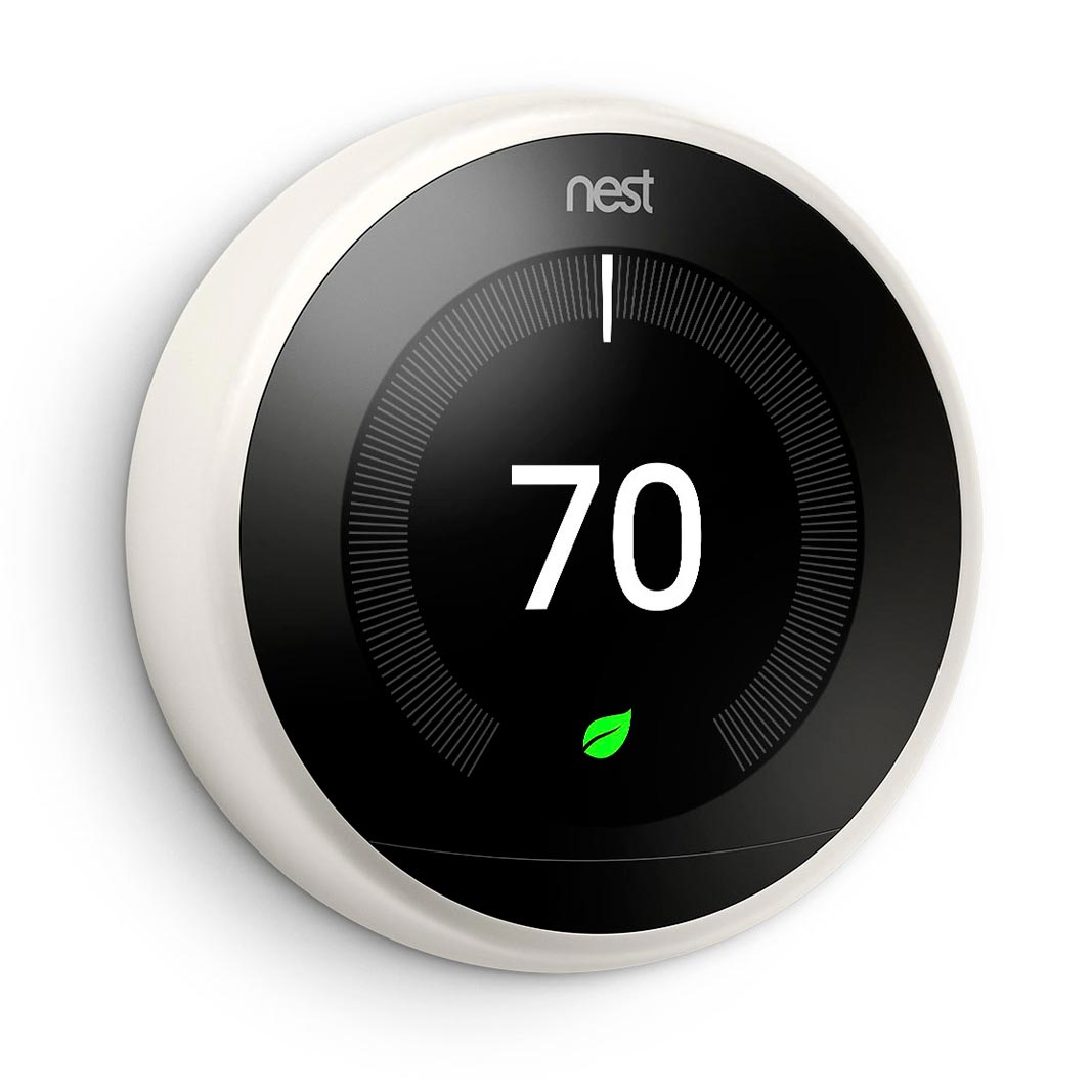 Nest Thermostat in White, Sandy, Utah