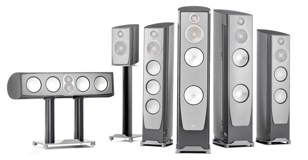 Paradigm Persona Hi-Fi Audio Loudspeakers Utah