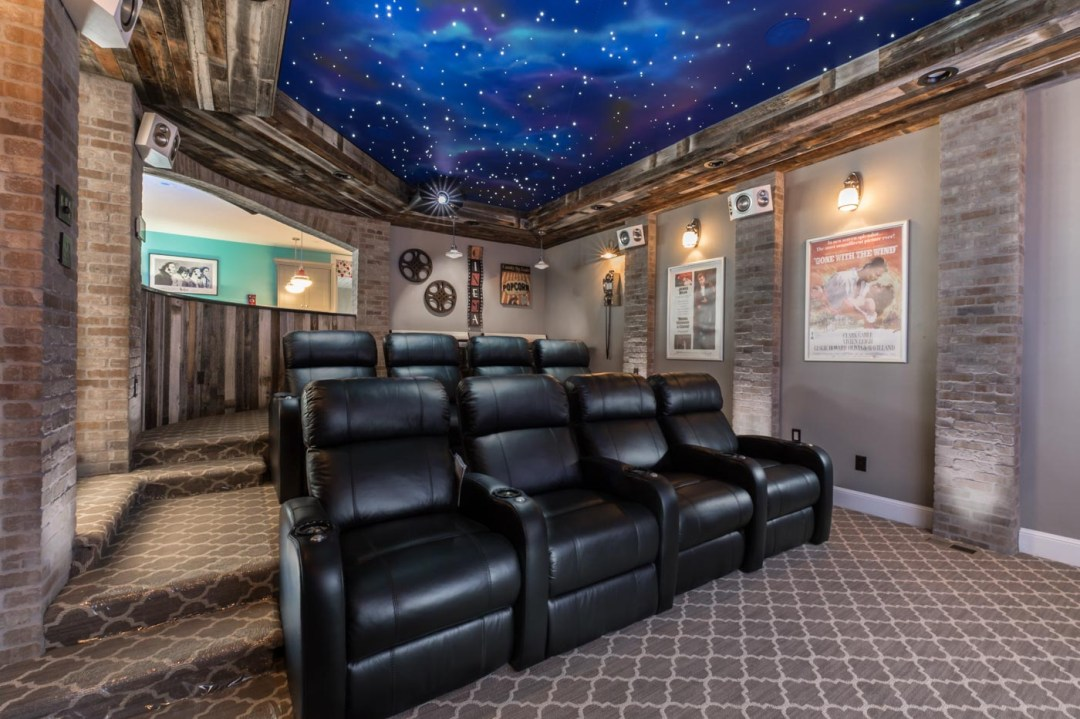 Octane Home Theater Seating