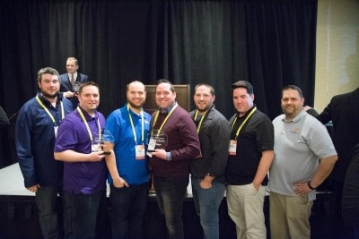 Mark of Excellence Awards, CES 2017