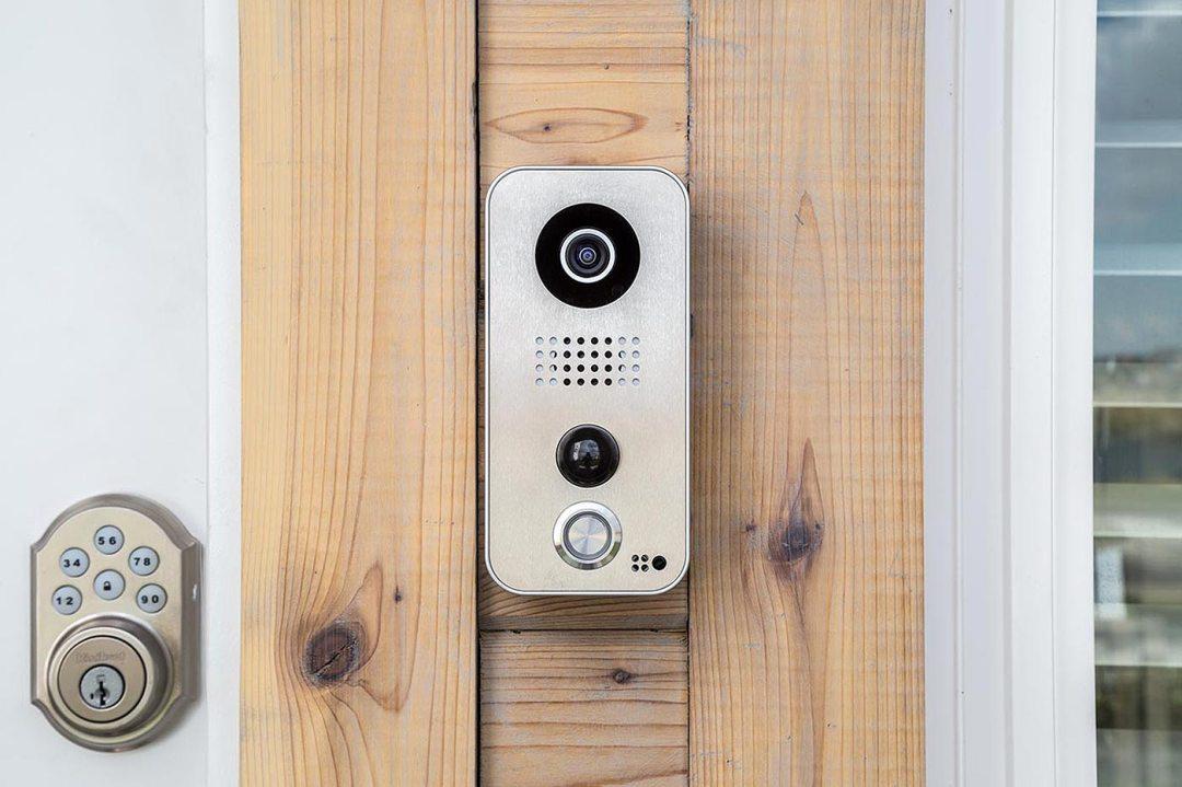 Smart Lock & Video Doorbell, Smart Home Products