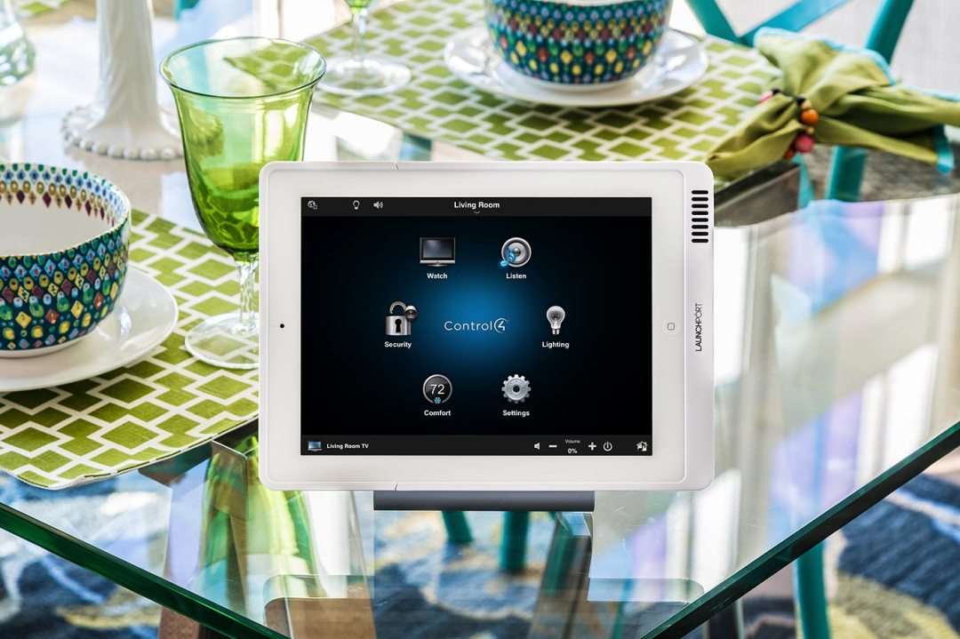 Control4 App Wireless Smart Home System