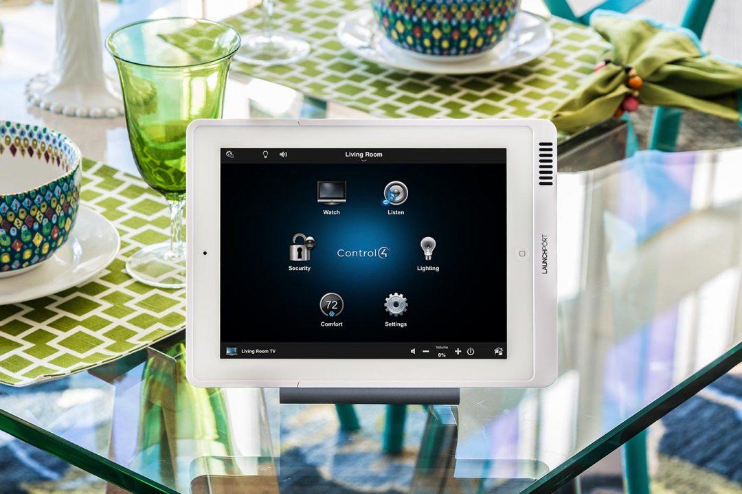 Smart Home Automation Control4 App