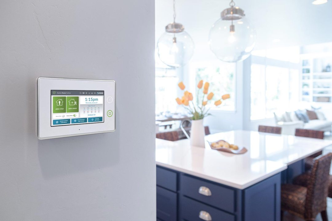 Easy Install DIY Home Security Smart Home Automation