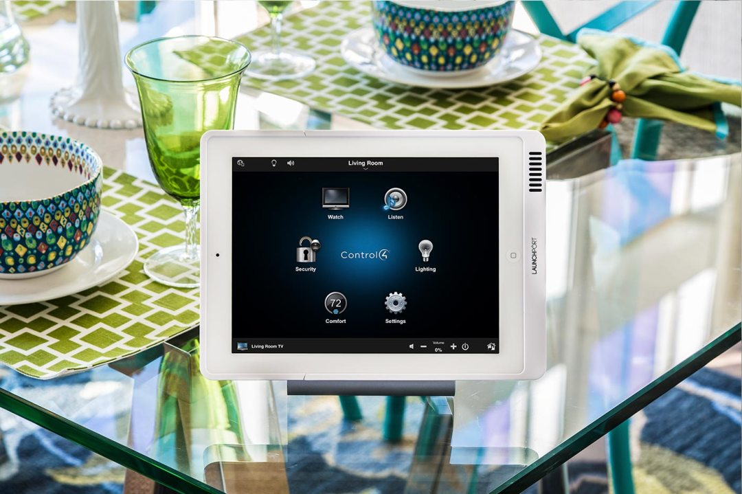 Control4 Smart Home Automation