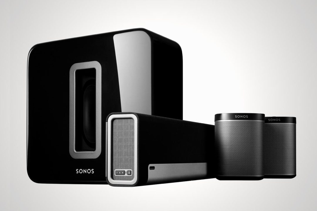 sonos wireless speakers, utah
