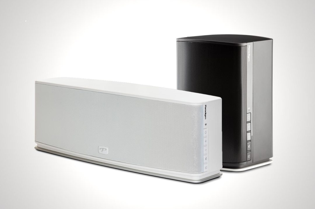 Paradigm Wireless Play-Fi speakers, Utah