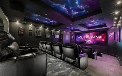 TYM Receives Prestigious Home Theater Design Award