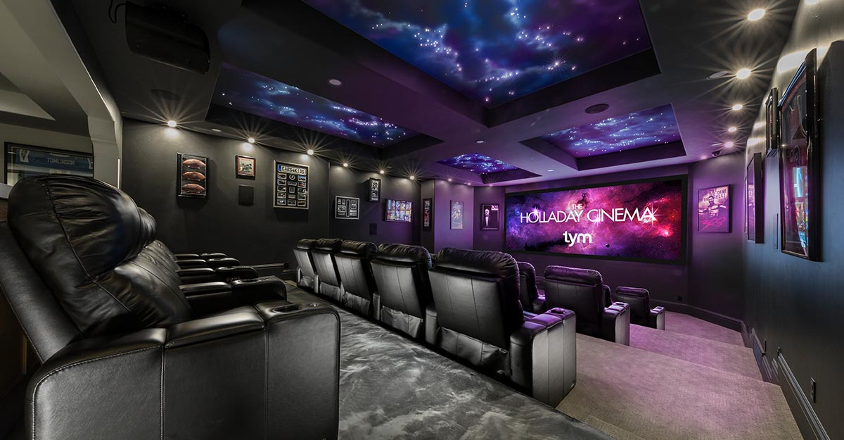 Tym Receives Prestigious Home Theater Design Award From CTA™ (Consumer  Technology Association) At